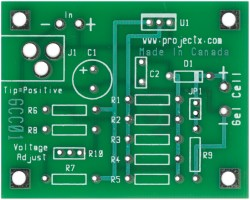 Gel Cell Charger Bare Board