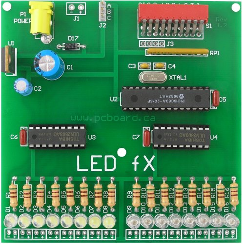 ED fX - LED Lighting Effects Controller