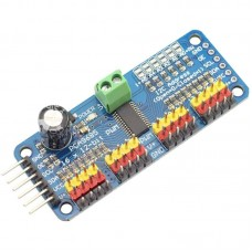 16-Channel PWM Servo Driver