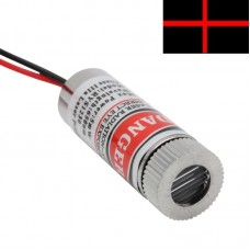 5mW 650nm Red Cross Laser Module