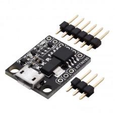 Arduino Compatible Mini ATtiny85 (Micro USB)