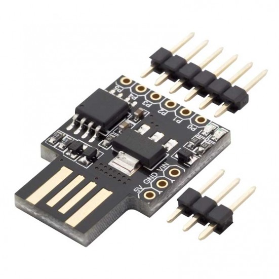 Arduino Compatible Mini ATtiny85 With USB