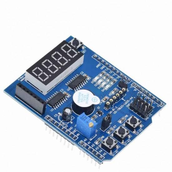 Arduino Multifunction Shield