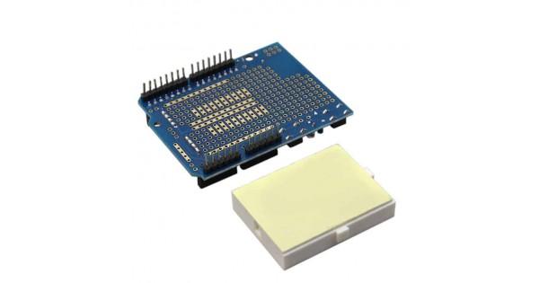 Prototype Prototyping Shield ProtoShield Mini 170 Breadboard for Arduino UNO R3