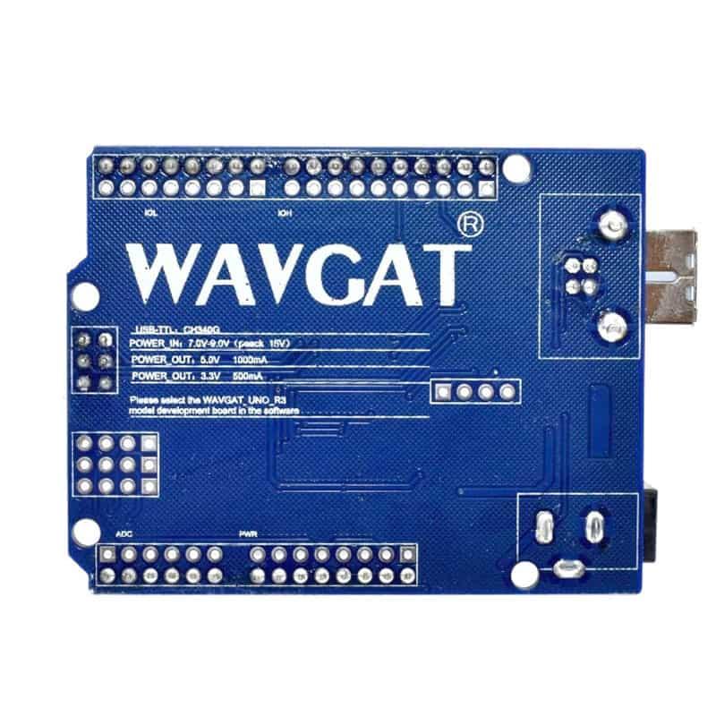 Arduino Uno R3 from Wavgat