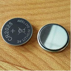 CR2025 3V Lithium Button Cell Battery