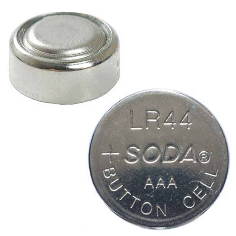 Lr44 1 5v Alkaline Button Cell Battery