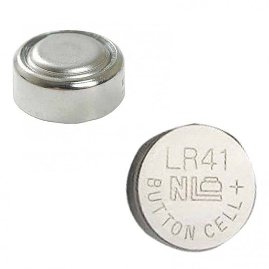 LR41 1.5V Alkaline Button Cell Battery