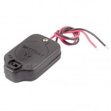 CR2032 Button Cell Holder with On/Off Switch