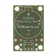 CR2032 Battery Holder Bare Board