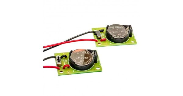 Cr2032 Battery Holder Board