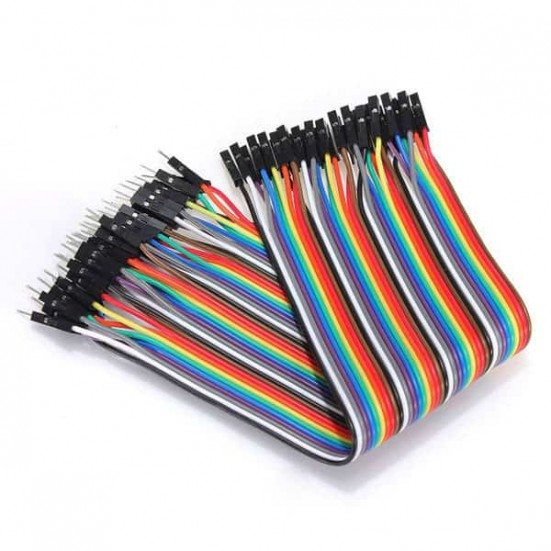 Breadboard Jumper Wires - M/F