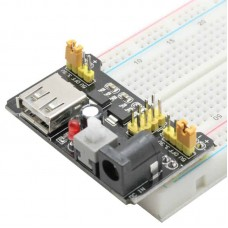 Universal Breadboard Power Supply