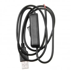 USB Power Cable With Switch
