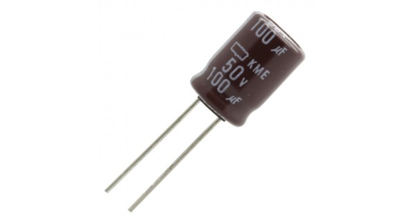 SALE New 50 Pcs Tantalum Capacitor DIP 16V 100UF 100UF 16V Radial