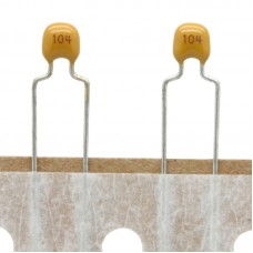 0.1uf 50v Multilayer Ceramic Capacitor (Tape)