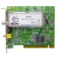 Hauppauge WinTV TV Tuner Card NTSC 38101 Rev B210
