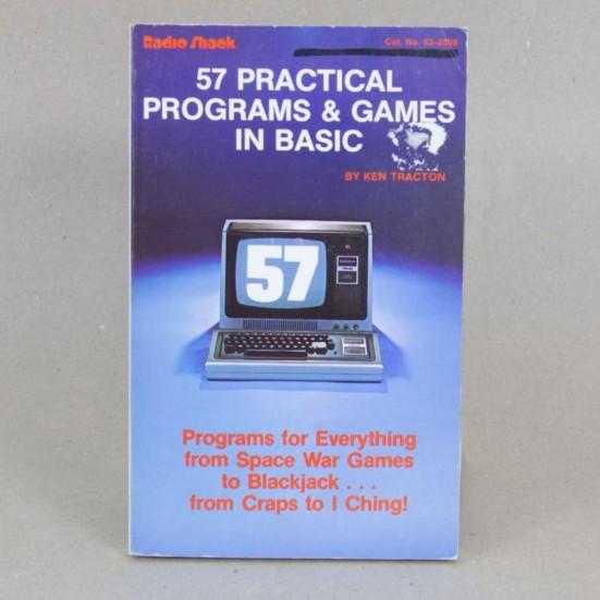 57 Practical Programs & Games in Basic