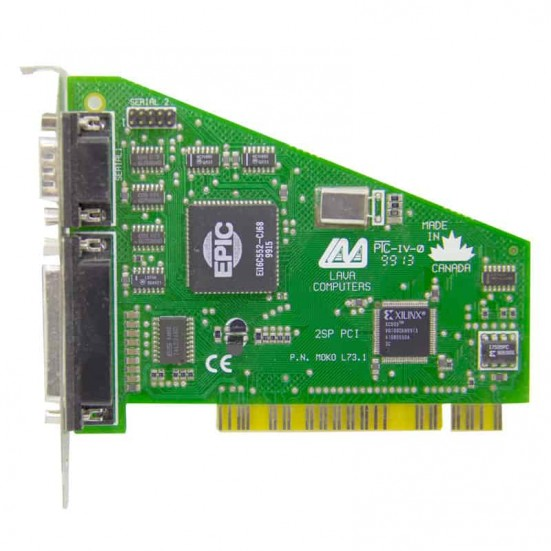 2SP-PCI (PCI 2 port RS-232/1 port EPP)