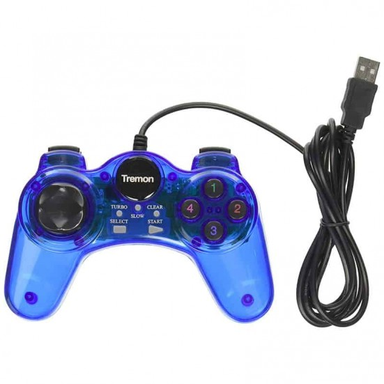 USB Game Controller for PCs