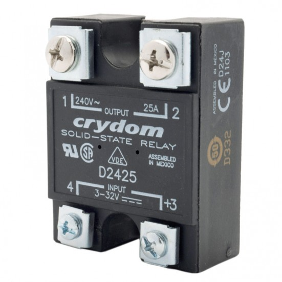 Crydom D2425 Solid State Relay