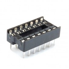 14-Pin IC Socket Narrow