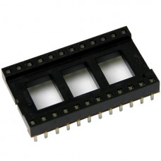 24-Pin IC Socket Wide
