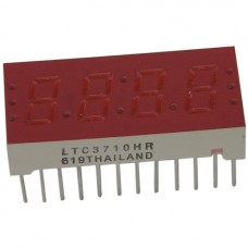 LTC3710HR 4-Digit LED Display