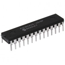 PIC16C63A-20 Microcontroller
