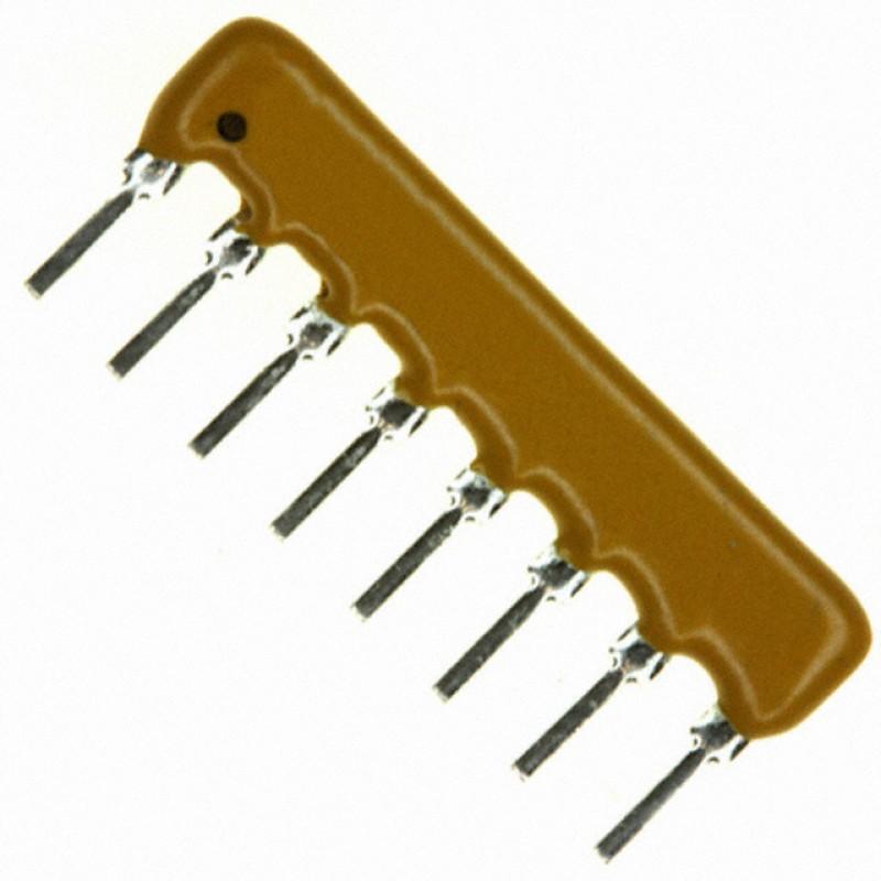 8-Commoned Resistor Network 1K Pack of 5
