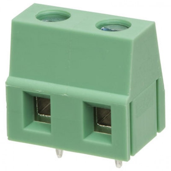 Rising Clamp Terminal Block - 2 Position