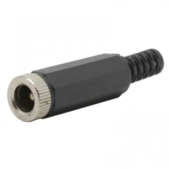 DC Power Connector - 2.1mm - Female Inline