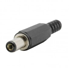 DC Power Connector - 2.1mm - Male Inline