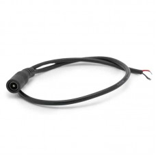 DC Power Jack 5.5x2.1mm Female to 40cm Pigtail