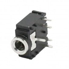 3.5mm Stereo Socket Connector