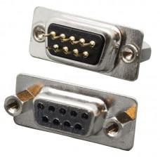 D-Sub Connector - DB9 Female - 9-Pin