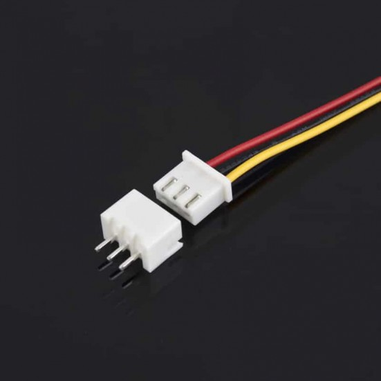 JST PH 2.0 3-Pin Connector Set