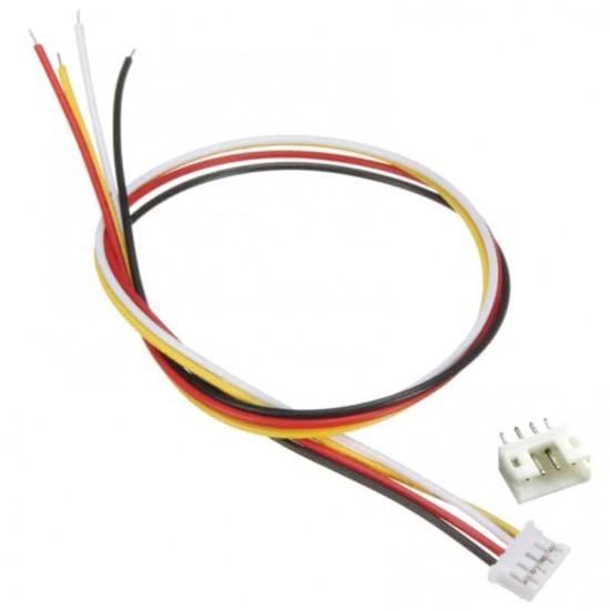 JST PH 2.0 4-Pin Connector Set