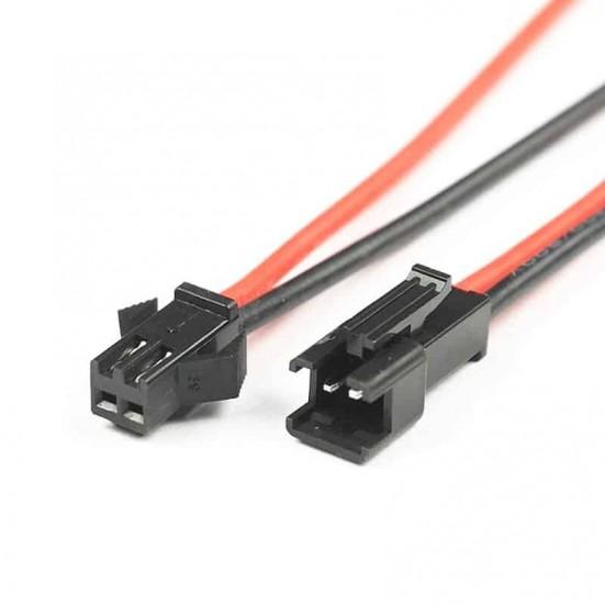 2-Pin JST SM Connector Set