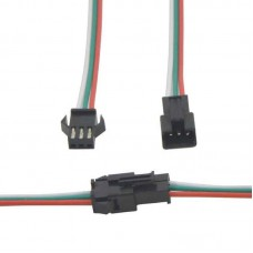 3-Pin JST SM Connector Set