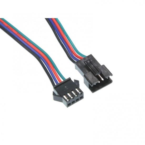 4-Pin JST SM Connector Set