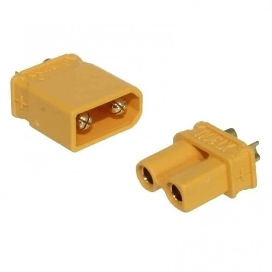 XT30U High Current Connector Set