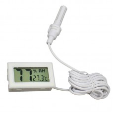 Mini LCD Hygrometer with Thermometer