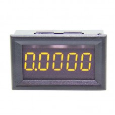 High Precision Ammeter - Amber
