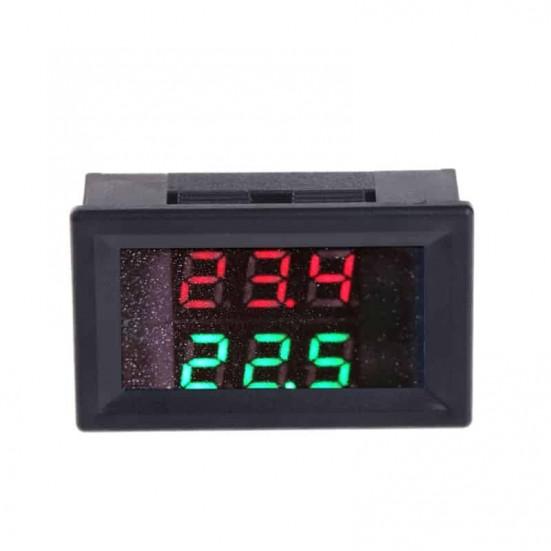 Dual Display Digital Temperature