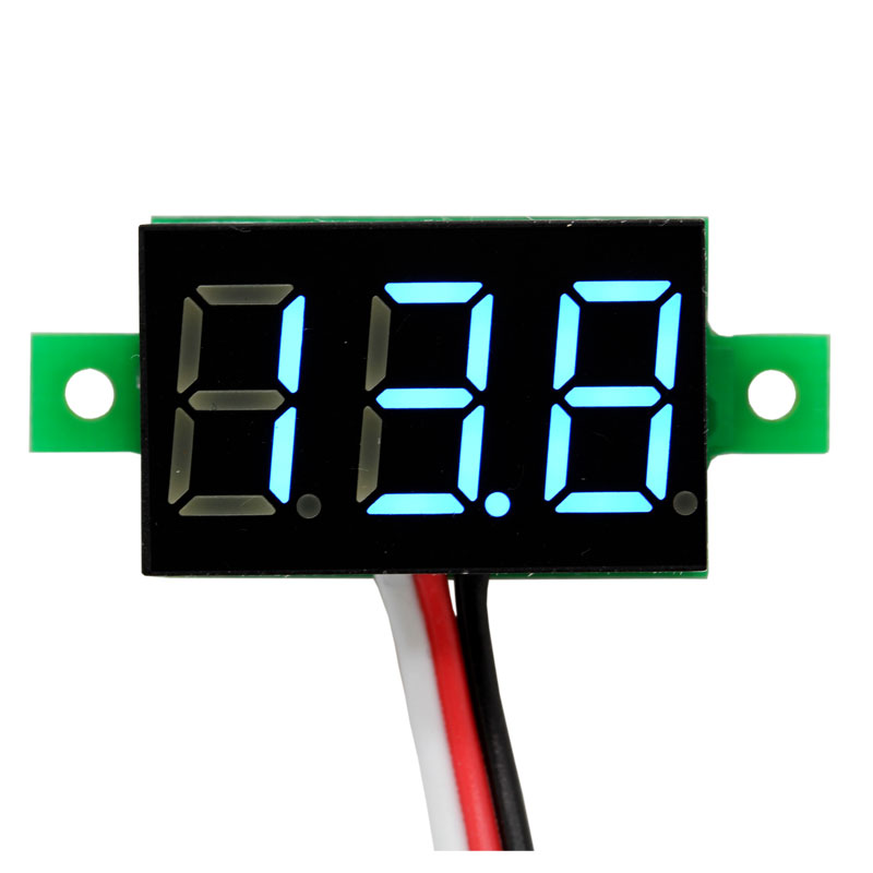 Digital Volt Meter With 0 36 Inch Led Display