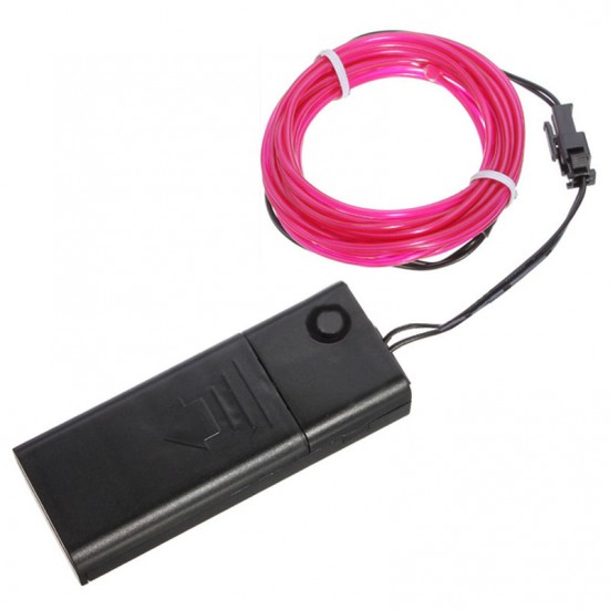 5m EL Wire Set with Controller