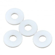 Nylon Washer (White)