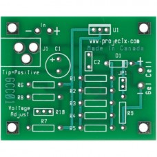 Gel Cell Charger PC Board