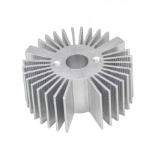 LED Sunflower Heatsink